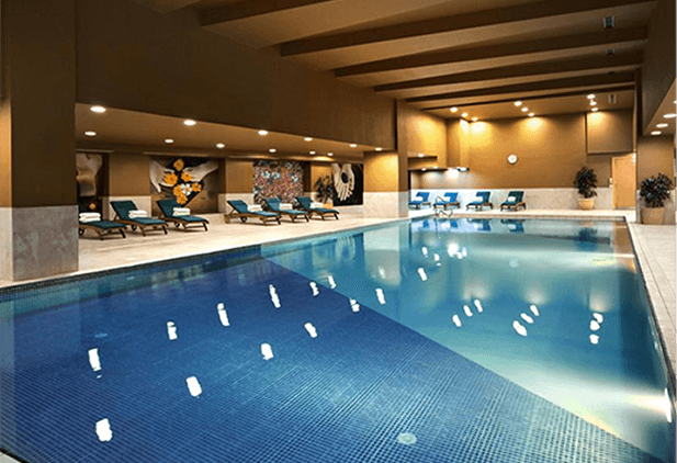 Carisma Spa best spa in Malta swimming pool sauna